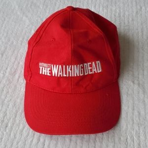 OTTO Overkills The Walking Dead Red Hat, Fits Most